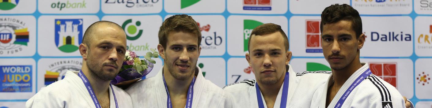Jasper wint Grand Prix Zagreb 2014